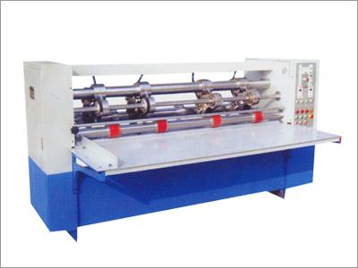 Thin Knife Paper Slitting & Creasing Machine