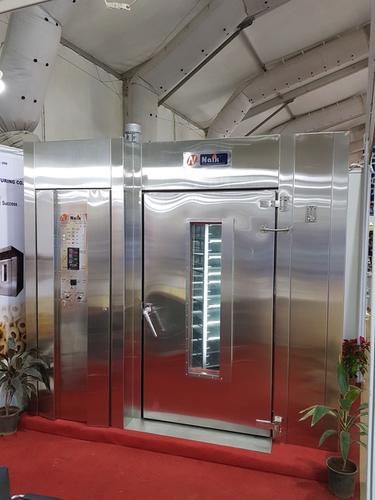 LPG Rotary Rack Oven