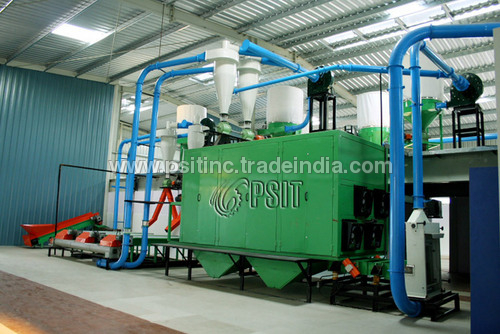 Chili Processing Machinery