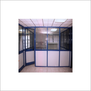 Steel Partition
