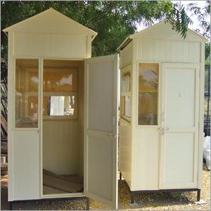 Prefab Huts
