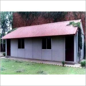 Customized Prefabricated Hut