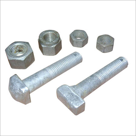 Hot Forged Nuts & Bolts