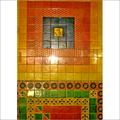 Multicolored Tile