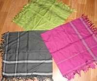 Viscose Square Scarves