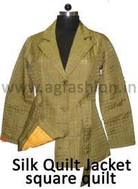 Square Quilt Jacket