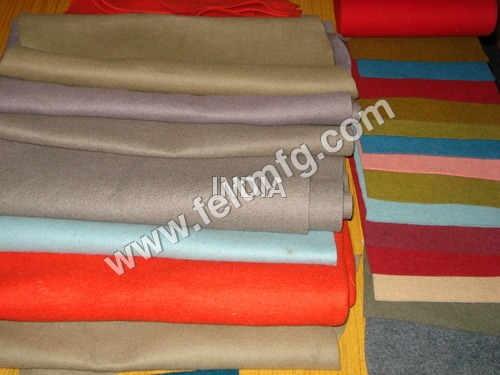 Coloured Felts Sheets