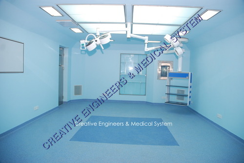 Pre-Fabricated Modular Operation Theatre