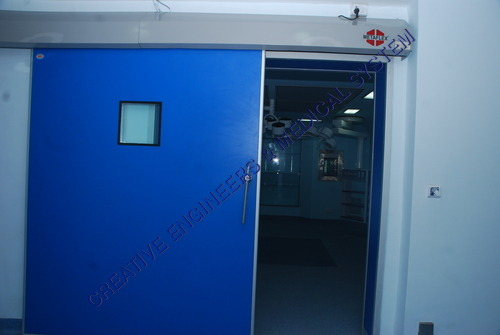 Hermetically Sliding Door