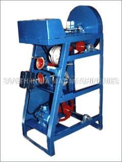 PLASTIC MAT WEAVING MACHINERY