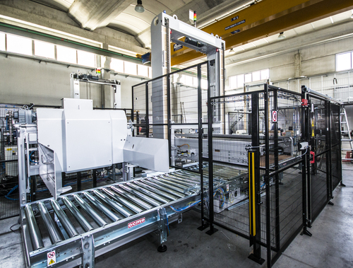 Carton & Containers Palletising