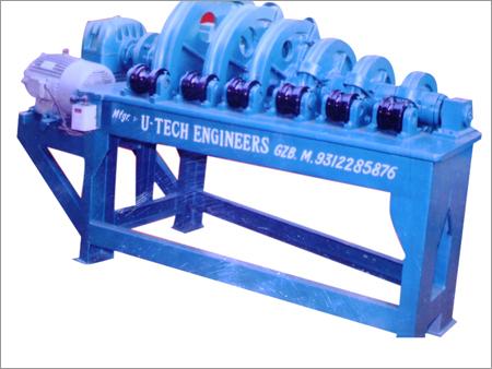 Pipe Bend Testing Machine