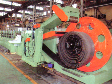 Tube Mill Plant