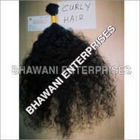 100% Natural Deep Curly Hair