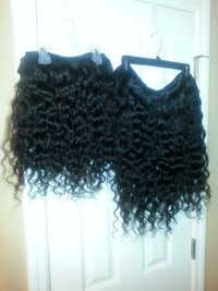 Unprocessed Virgin Curly Hair