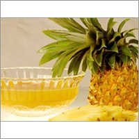 Pineapple Fruit Pulp