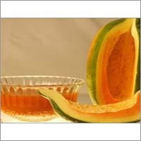 Papaya Fruit Pulp