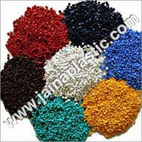 ABS Coloured Plastic Granules