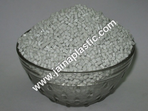 ABS Sheet White Granules