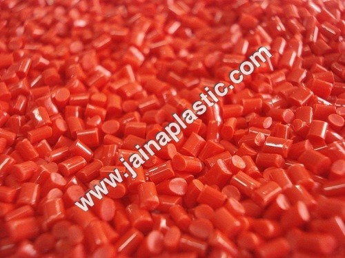 ABS Standard Red Granules
