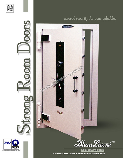 Security Strong Room Door