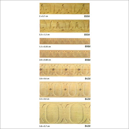 Chinese Wooden Mouldings