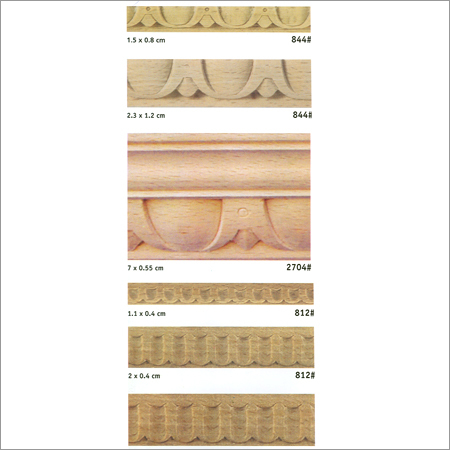 Chinese Decorative Mouldings