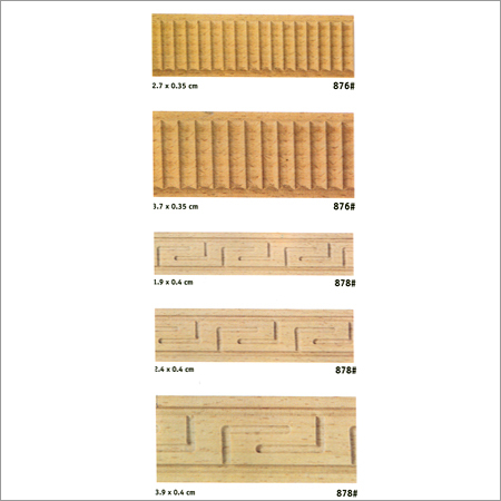 Teak Wood Decorative Mouldings