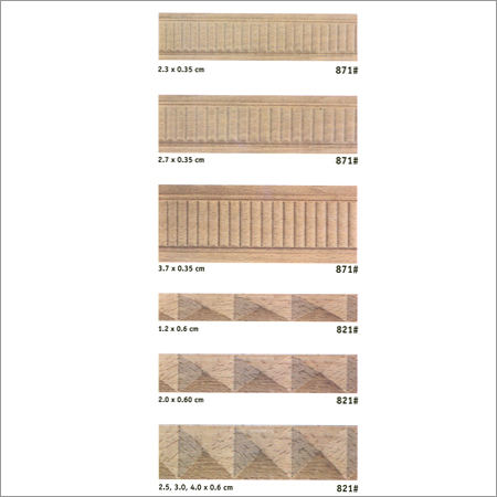 Decorative Frame Wooden Moulding