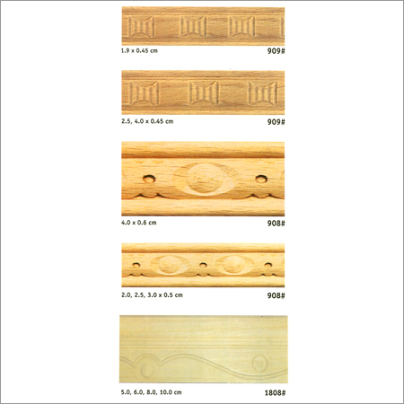 Recon Wooden Moulding