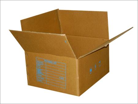 Heavy Duty Corrugated Carton
