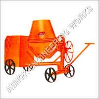 Drum Concrete Mixer Machine
