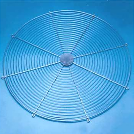 Flat Type Fan Guard