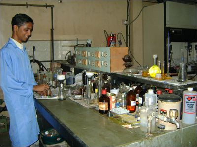Chemical Lab Consultants Services