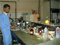 Chemical Lab Consultant Services