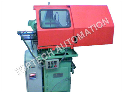 Armature Under Cutting Machine