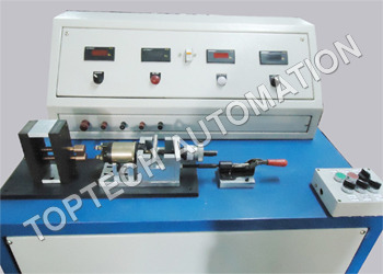 Solenoid Switch Testing Machine