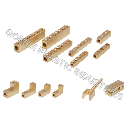 Brass Test Terminal Block Parts