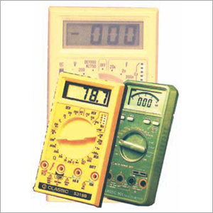 Electric Multimeters