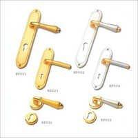 Forged Brass Door Handles