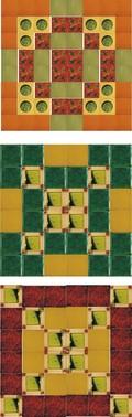 Multi Design Tiles