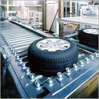Tyre Assembly Conveyor
