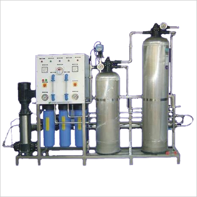 Industrial RO System (3000 LPH)