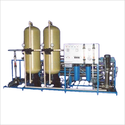 Industrial RO System (5000/10000 LPH)