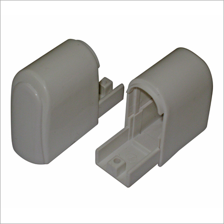 Fluorescent Tube Light End Cap
