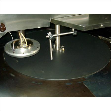 PTFE Coated Rotating Plate
