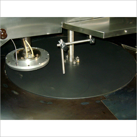 PTFE Coated Rotating Plate