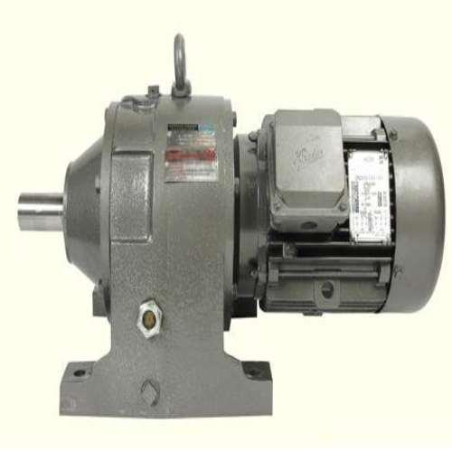 Foot Mounted Geared Motor