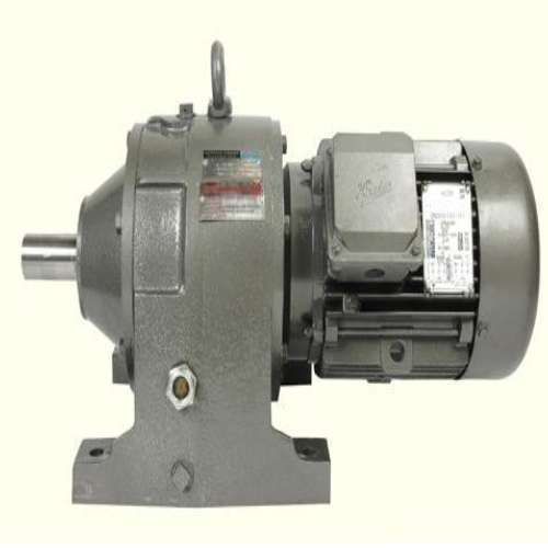 Foot Mounted Geared Motor
