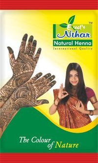 Excel's Nihar Natural Henna Powder